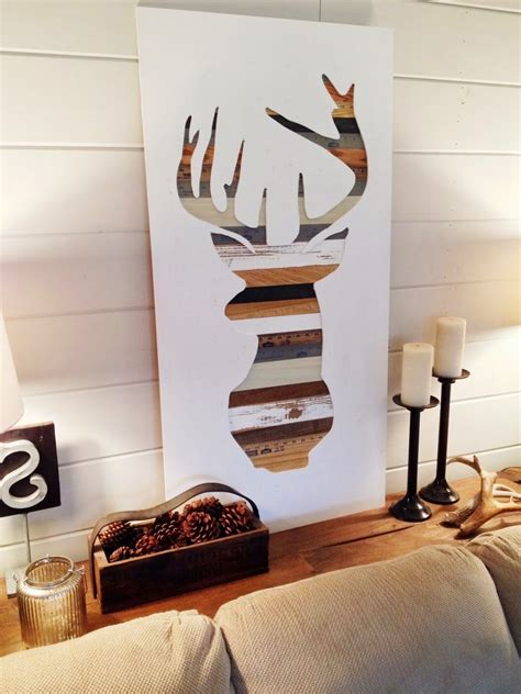 Wood Diy Wall Art Ideas
