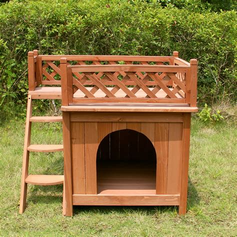 Wood Dog House Instructions