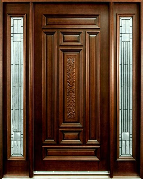 Wood Door Design Catalogue PDF