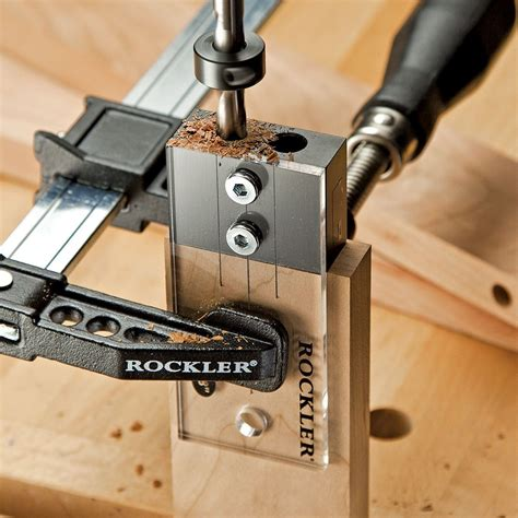 Wood Dowel Jig