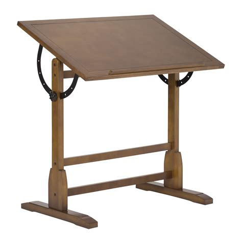 Wood Drawing Table Plans