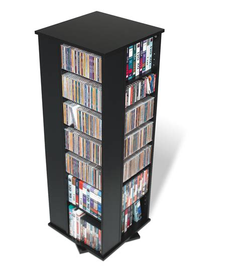 Wood Dvd Shelves Enough To Hold 500 Dvd Tower