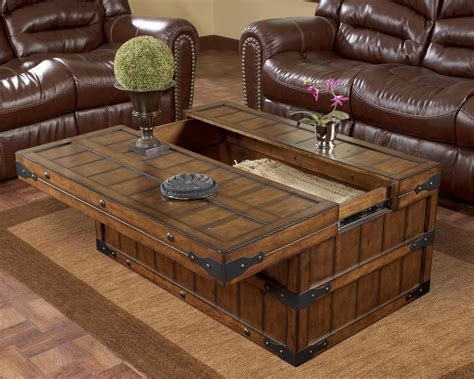 Wood End Table Designs