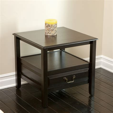 Wood End Tables Hayneedle