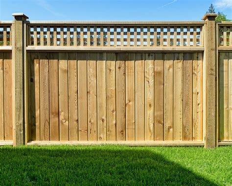 Wood Fence Supplier