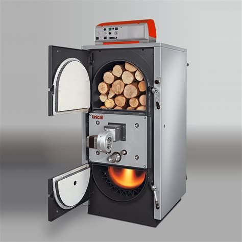 Wood Fired Boiler Design