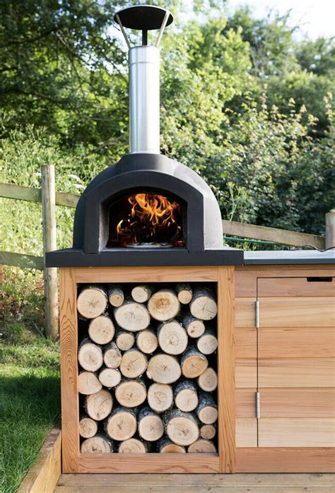 Wood Fired Pizza Oven Stand Plans