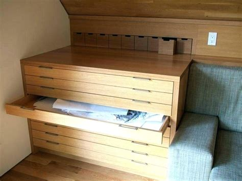 Wood Flat File Drawer Plans Free