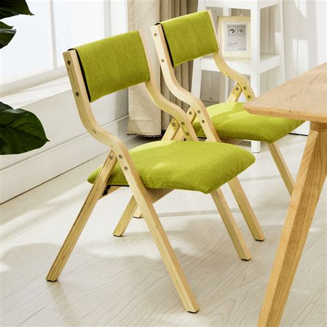 Wood Folding Chairs Indoor