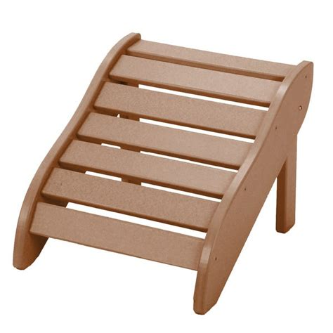 Wood Foot Rest