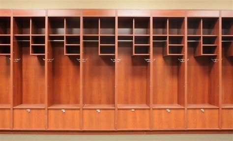 Wood Football Locker Plans