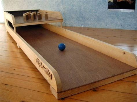 Wood Gaming Projects