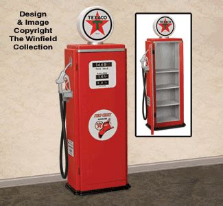 Wood Gas Pump Plans