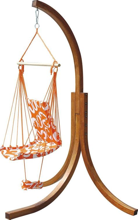 Wood Hammock Chair Stand Plans