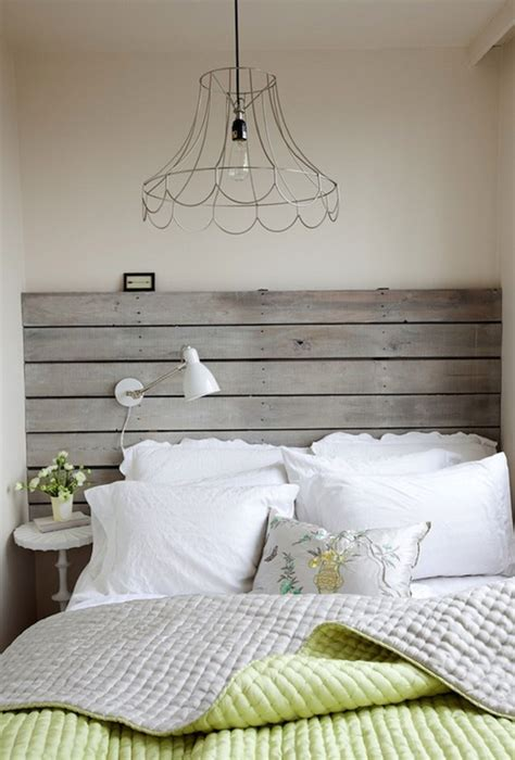 Wood Headboard Ideas Pictures