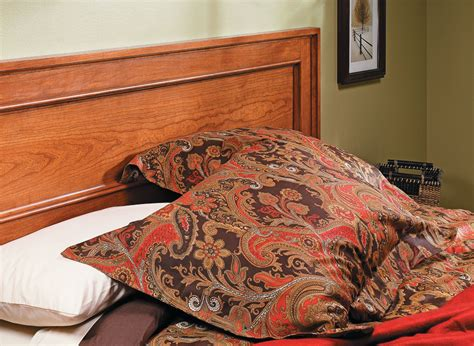 Wood Headboard Plans From Woodsmith