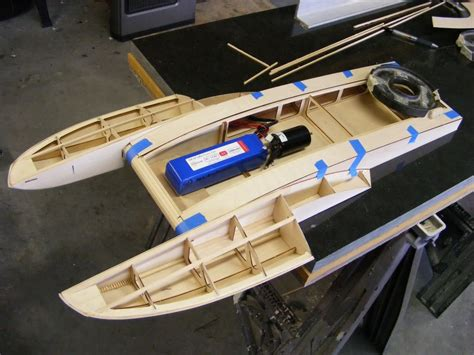 Wood Hydroplane Plans Rc Superman