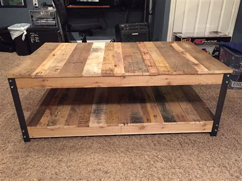 Wood Iron Table Diy