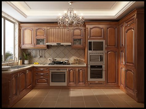 Wood Kitchen Cabinets Canada