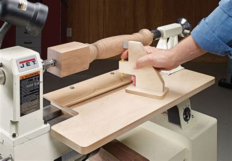 Wood Lathe Duplicator Plans