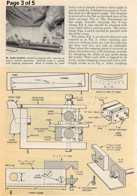 Wood Lathe Project Plans Pdf