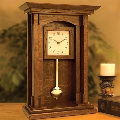 Wood Magazine Clock Making Plans In A Group