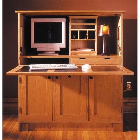 Wood Magazine Desk Plans