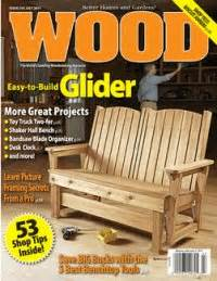 Wood Magazine Free Plans July 2011 Sea
