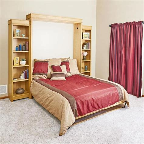 Wood Magazine Plans Murphy Bed