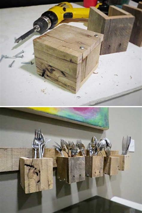 Wood Pallet Cool Projects DIY