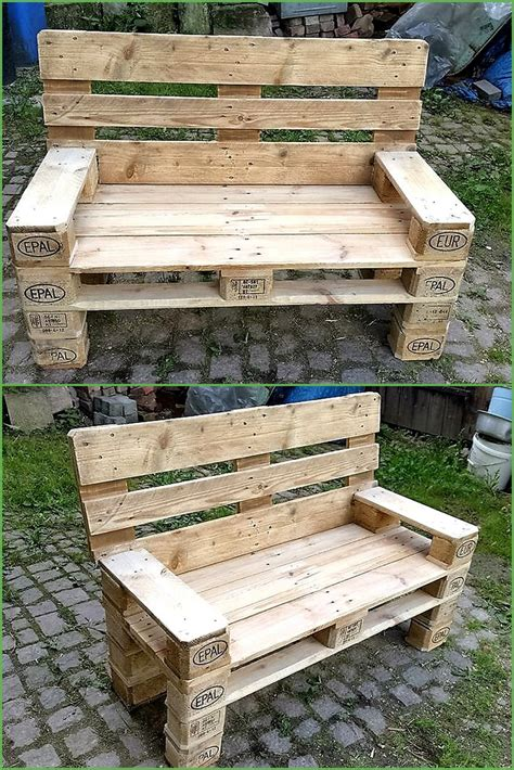 Wood Pallet Couch Plans Fallout