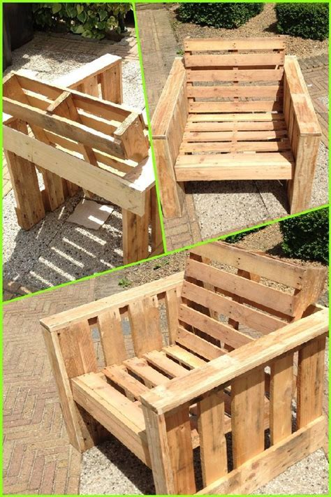Wood Pallet Furniture Diy Plans