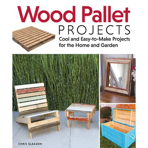 Wood Pallet Projects Chris Gleason