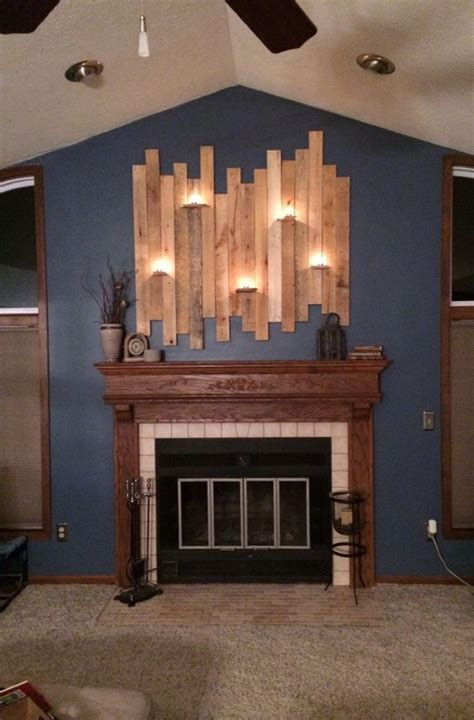 Wood Pallet Wall Art Ideas