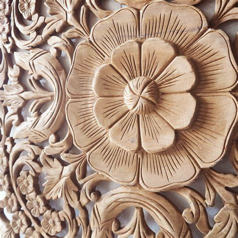 Wood Panel Art Decor