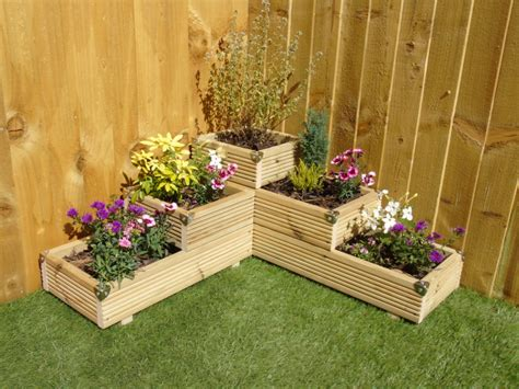 Wood Patio Planter Plans