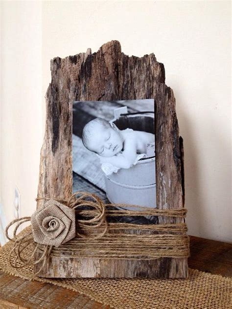 Wood Picture Frame Ideas Pinterest