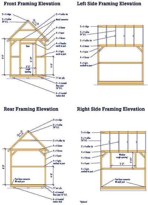 Wood Picture Frame Plans 8x10 Storage