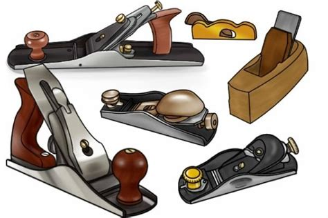 Wood Plane Types And Uses