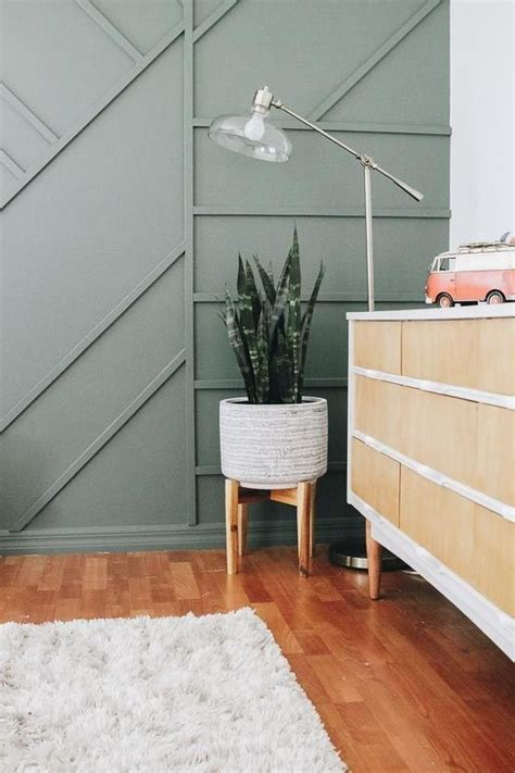 Wood Plank Accent Wall Diy Design