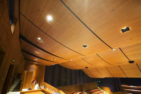 Wood Plank Ceiling Details
