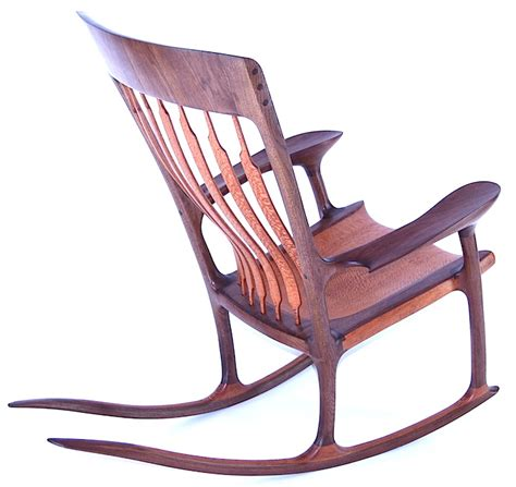 Wood Project Kits Rocking Chair