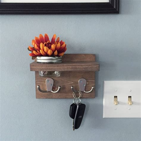 Wood Projects Decorative Wall Key Holder