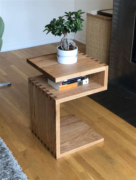 Wood Projects End Tables