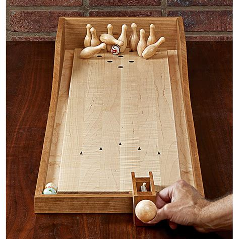 Wood Projects Tabletop Games