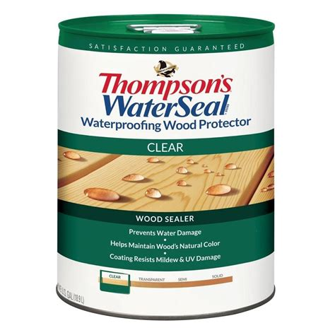Wood Protectors Sealants