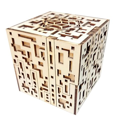 Wood Puzzle Box Kits