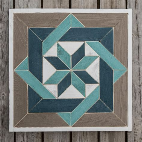 Wood Quilt Square Diy