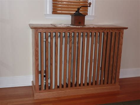 Wood Radiator Covers Diy Projects