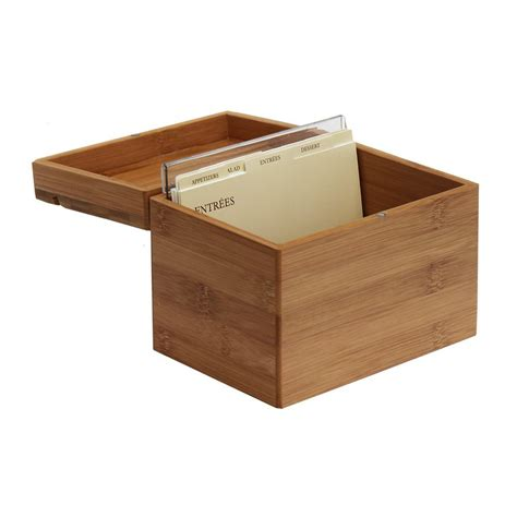Wood Recipe Box Plans Kerala